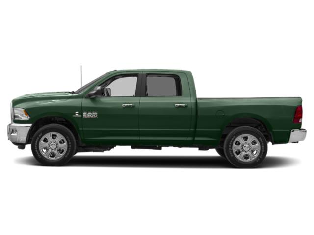 Timberline Green Pearlcoat 2018 Ram Truck 2500 Pictures 2500 Crew Cab SLT 4WD T-Diesel photos side view