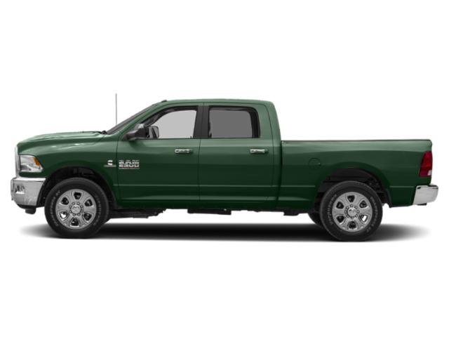 Timberline Green Pearlcoat 2018 Ram Truck 2500 Pictures 2500 Crew Cab Bighorn/Lone Star 4WD photos side view
