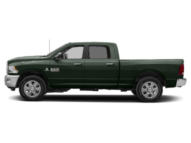 Black Forest Green Pearlcoat 2018 Ram Truck 2500 Pictures 2500 Crew Cab Bighorn/Lone Star 2WD photos side view