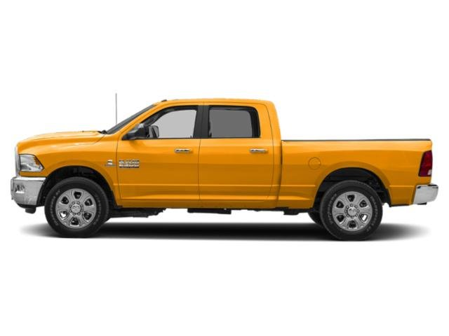 School Bus Yellow 2018 Ram Truck 2500 Pictures 2500 Crew Cab SLT 4WD T-Diesel photos side view