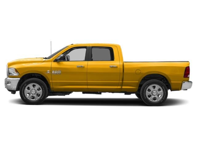 Detonator Yellow Clearcoat 2018 Ram Truck 2500 Pictures 2500 Crew Cab SLT 4WD T-Diesel photos side view