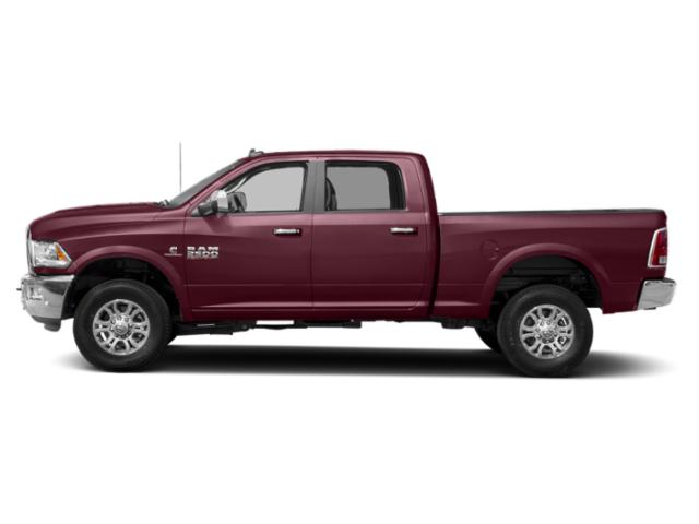 Delmonico Red Pearlcoat 2018 Ram Truck 2500 Pictures 2500 Crew Cab Laramie 2WD T-Diesel photos side view