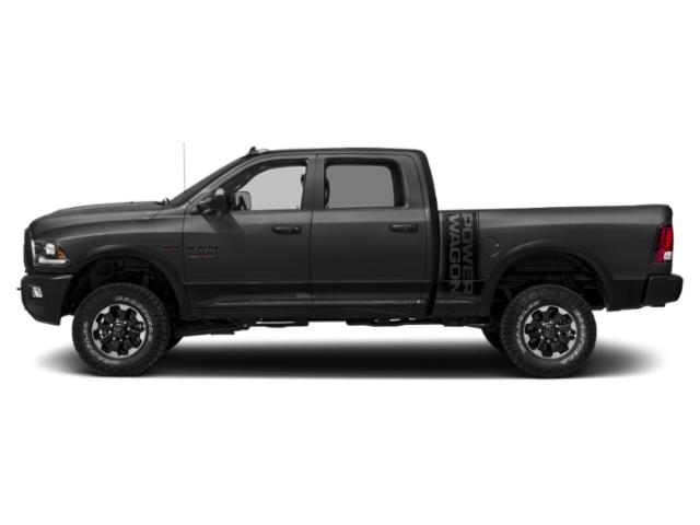 Granite Crystal Metallic Clearcoat 2018 Ram Truck 2500 Pictures 2500 Power Wagon 4x4 Crew Cab 6'4 Box photos side view