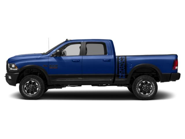Blue Streak Pearlcoat 2018 Ram Truck 2500 Pictures 2500 Power Wagon 4x4 Crew Cab 6'4 Box photos side view