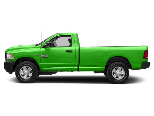 Hills Green 2018 Ram Truck 2500 Pictures 2500 Regular Cab SLT 4WD T-Diesel photos side view