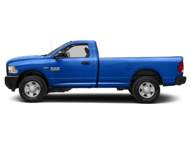 New Holland Blue 2018 Ram Truck 2500 Pictures 2500 SLT 4x2 Reg Cab 8' Box photos side view