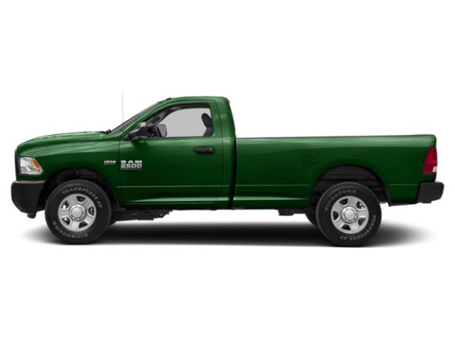 Tree Green 2018 Ram Truck 2500 Pictures 2500 Regular Cab SLT 4WD T-Diesel photos side view