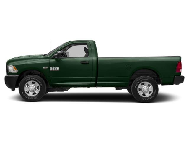 Timberline Green Pearlcoat 2018 Ram Truck 2500 Pictures 2500 SLT 4x2 Reg Cab 8' Box photos side view