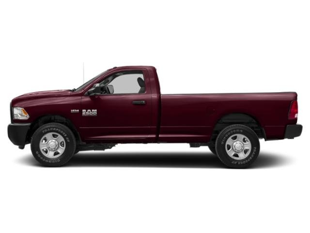 Delmonico Red Pearlcoat 2018 Ram Truck 2500 Pictures 2500 Regular Cab SLT 4WD T-Diesel photos side view