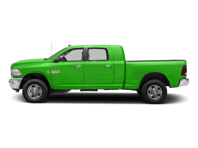 Hills Green 2018 Ram Truck 3500 Pictures 3500 Mega Cab Bighorn/Lone Star 2WD photos side view