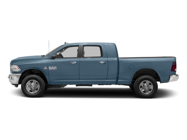 Robin Egg Blue 2018 Ram Truck 3500 Pictures 3500 Mega Cab Bighorn/Lone Star 2WD photos side view