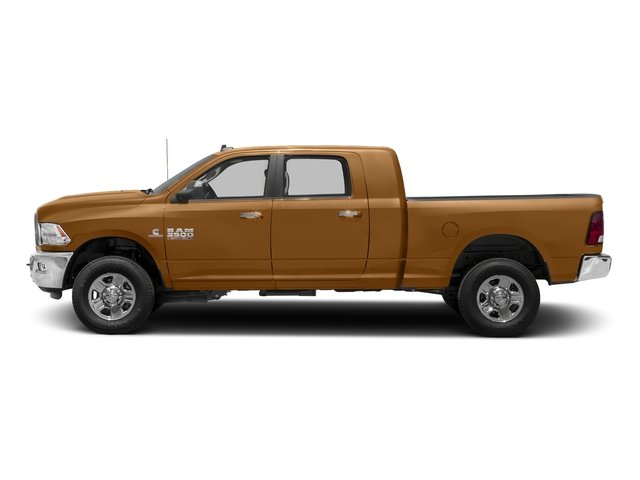 Power Tan 2018 Ram Truck 3500 Pictures 3500 Mega Cab Bighorn/Lone Star 2WD photos side view