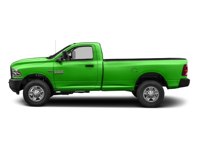 Hills Green 2018 Ram Truck 3500 Pictures 3500 Regular Cab SLT 2WD photos side view