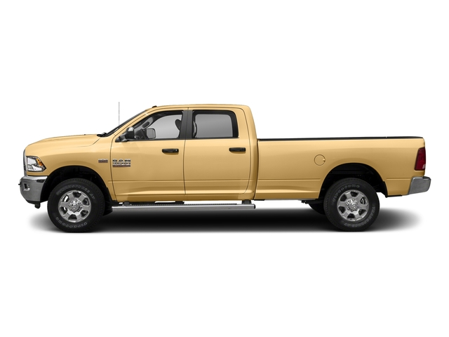 Light Cream 2018 Ram Truck 3500 Pictures 3500 Big Horn 4x4 Crew Cab 8' Box photos side view
