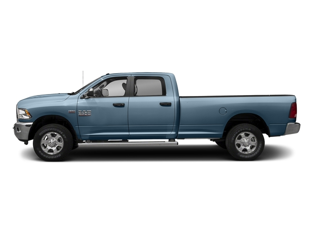 Robin Egg Blue 2018 Ram Truck 3500 Pictures 3500 Big Horn 4x4 Crew Cab 8' Box photos side view