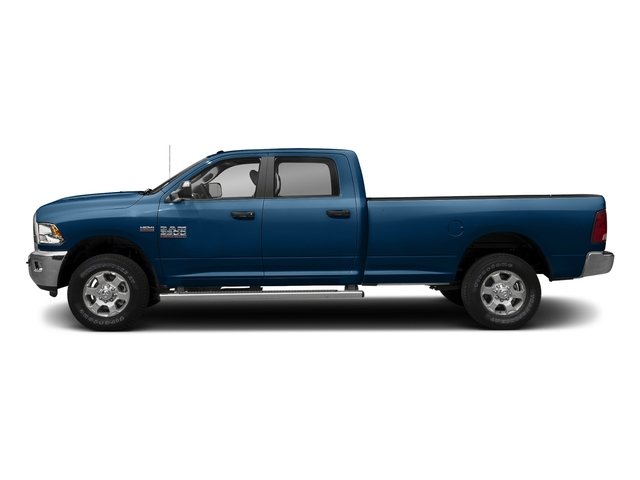 Power Tan 2018 Ram Truck 3500 Pictures 3500 Big Horn 4x4 Crew Cab 8' Box photos side view