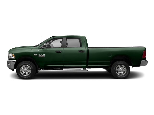 Timberline Green Pearlcoat 2018 Ram Truck 3500 Pictures 3500 Big Horn 4x4 Crew Cab 8' Box photos side view