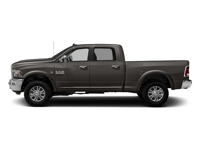 Granite Crystal Metallic Clearcoat 2018 Ram Truck 3500 Pictures 3500 Limited 4x2 Crew Cab 6'4 Box photos side view
