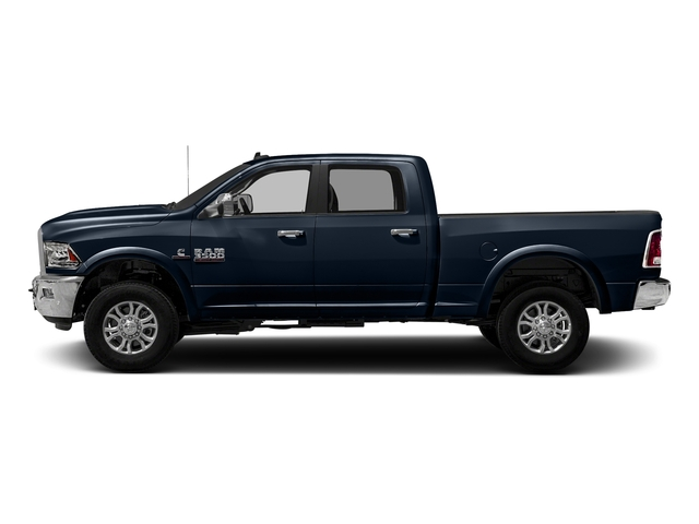 True Blue Pearlcoat 2018 Ram Truck 3500 Pictures 3500 Limited 4x2 Crew Cab 6'4 Box photos side view