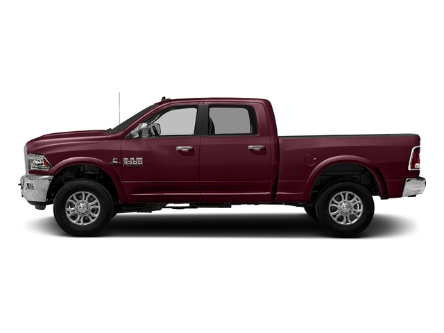 Delmonico Red Pearlcoat 2018 Ram Truck 3500 Pictures 3500 Limited 4x2 Crew Cab 6'4 Box photos side view