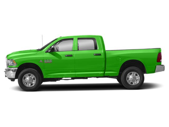 Hills Green 2018 Ram Truck 3500 Pictures 3500 SLT 4x2 Crew Cab 6'4 Box photos side view