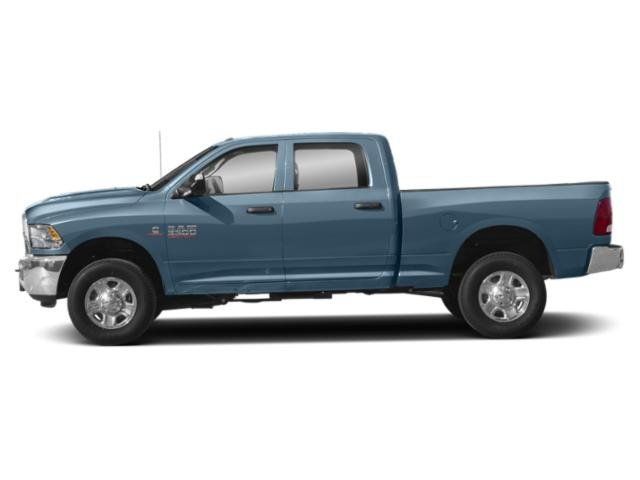 Robin Egg Blue 2018 Ram Truck 3500 Pictures 3500 Tradesman 4x4 Crew Cab 8' Box photos side view