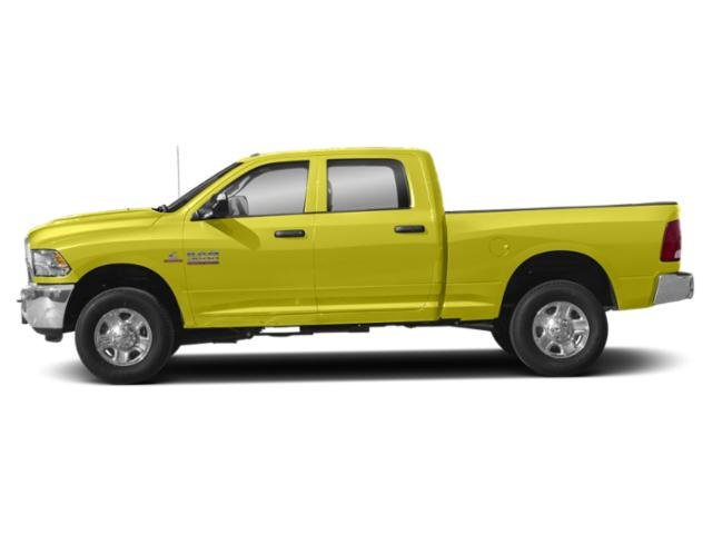 National Safety Yellow 2018 Ram Truck 3500 Pictures 3500 Crew Cab Tradesman 4WD photos side view
