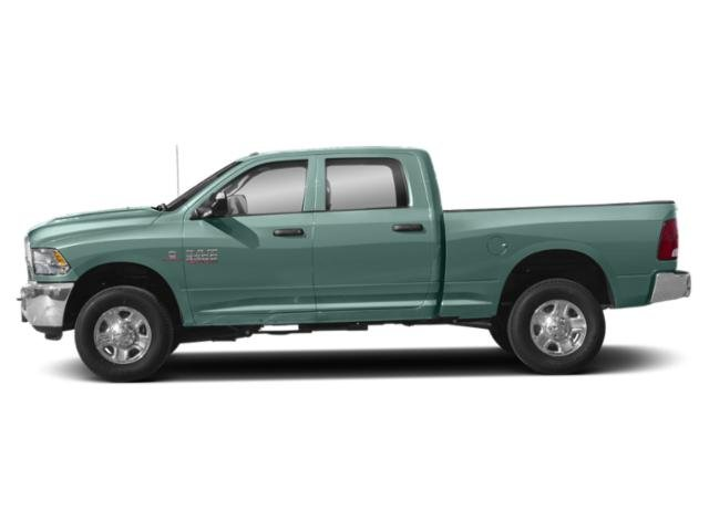 Light Green 2018 Ram Truck 3500 Pictures 3500 SLT 4x2 Crew Cab 6'4 Box photos side view