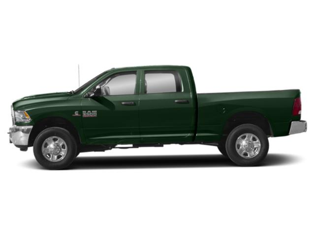 Timberline Green Pearlcoat 2018 Ram Truck 3500 Pictures 3500 Crew Cab Tradesman 4WD photos side view