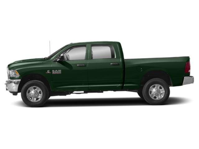 Timberline Green Pearlcoat 2018 Ram Truck 3500 Pictures 3500 Tradesman 4x4 Crew Cab 8' Box photos side view