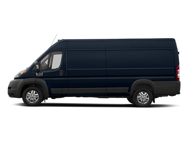 True Blue Pearlcoat 2018 Ram Truck ProMaster Cargo Van Pictures ProMaster Cargo Van 3500 High Roof 159 WB EXT photos side view