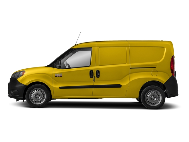 Broom Yellow 2018 Ram Truck ProMaster City Cargo Van Pictures ProMaster City Cargo Van Tradesman SLT Van photos side view