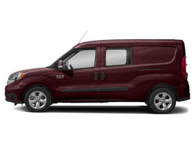 Deep Red Metallic 2018 Ram Truck ProMaster City Wagon Pictures ProMaster City Wagon Wagon SLT photos side view