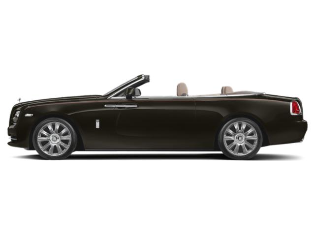 Autumn Mystery Black 2018 Rolls-Royce Dawn Pictures Dawn 2 Door Drophead Coupe photos side view