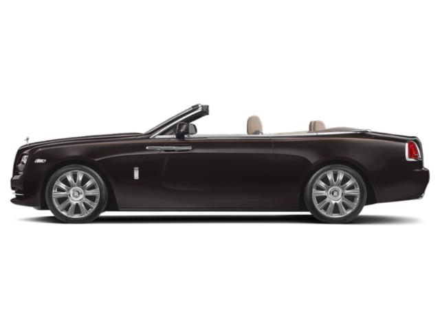 Berwick Bronze 2018 Rolls-Royce Dawn Pictures Dawn 2 Door Drophead Coupe photos side view