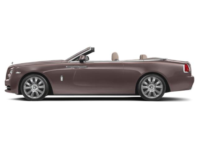 Velvet Orchid 2018 Rolls-Royce Dawn Pictures Dawn 2 Door Drophead Coupe photos side view