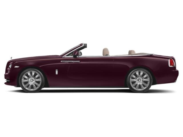 Wildberry 2018 Rolls-Royce Dawn Pictures Dawn 2 Door Drophead Coupe photos side view