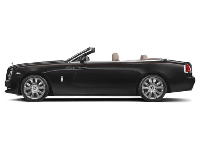 Graphite 2018 Rolls-Royce Dawn Pictures Dawn 2 Door Drophead Coupe photos side view