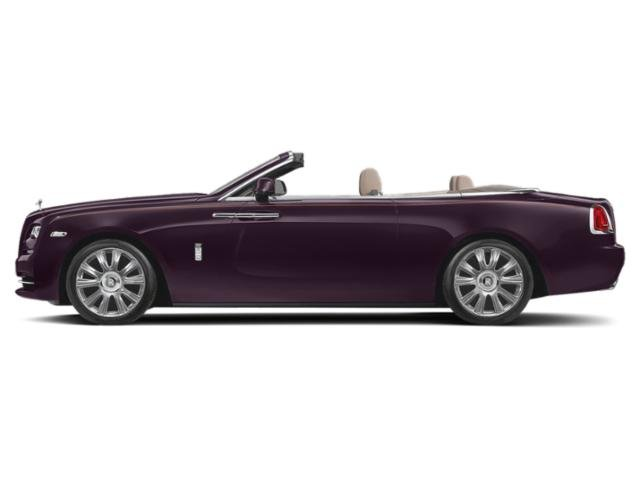Twilight Purple 2018 Rolls-Royce Dawn Pictures Dawn 2 Door Drophead Coupe photos side view