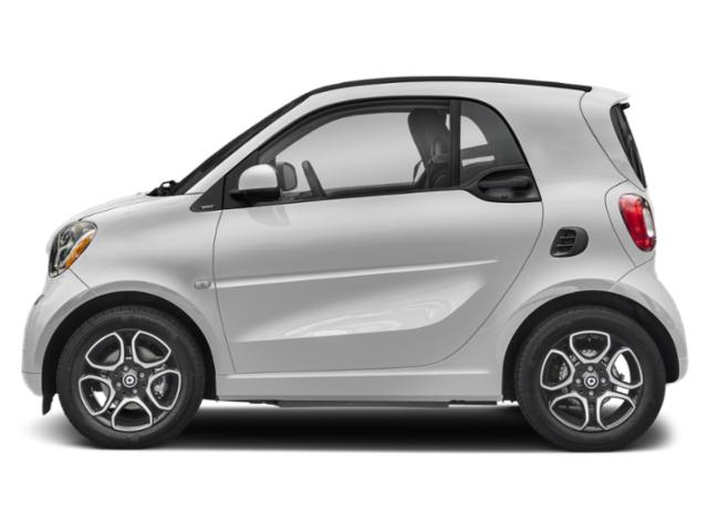 Cool Silver Metallic 2018 smart fortwo electric drive Pictures fortwo electric drive Coupe 2D Pure Electric photos side view