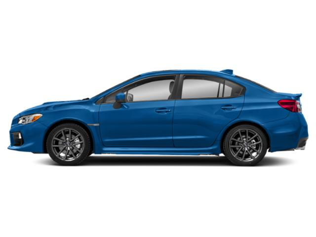 WR Blue Pearl 2018 Subaru WRX Pictures WRX Premium Manual photos side view