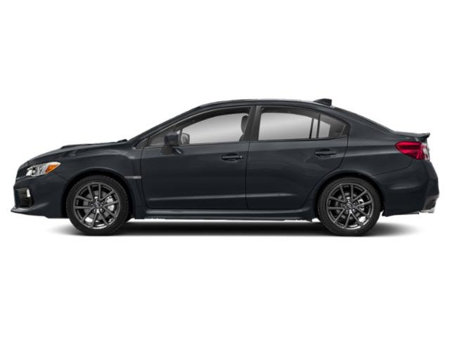 Dark Gray Metallic 2018 Subaru WRX Pictures WRX Premium Manual photos side view