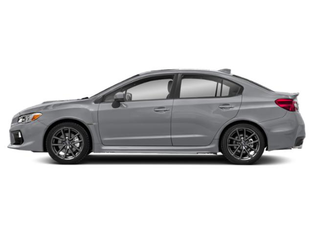 Ice Silver Metallic 2018 Subaru WRX Pictures WRX Premium Manual photos side view