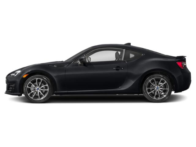 Dark Gray Metallic 2018 Subaru BRZ Pictures BRZ Coupe 2D Limited H4 photos side view