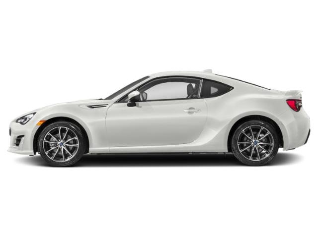 Crystal White Pearl 2018 Subaru BRZ Pictures BRZ Coupe 2D Limited H4 photos side view