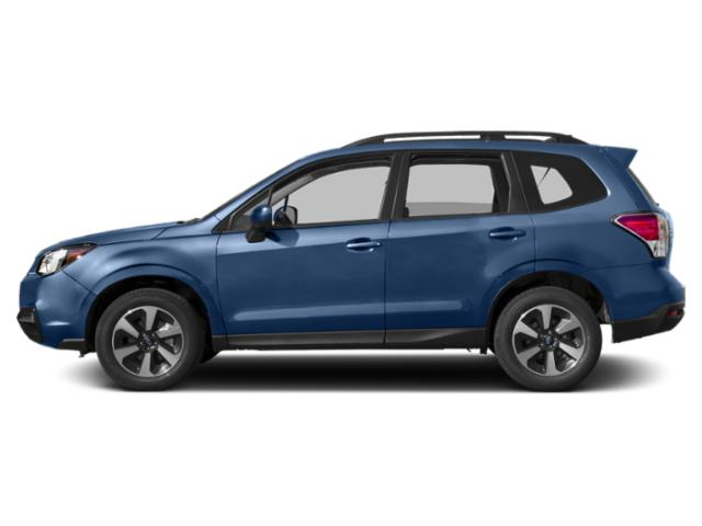 Quartz Blue Pearl 2018 Subaru Forester Pictures Forester Wagon 5D i Premium AWD H4 photos side view