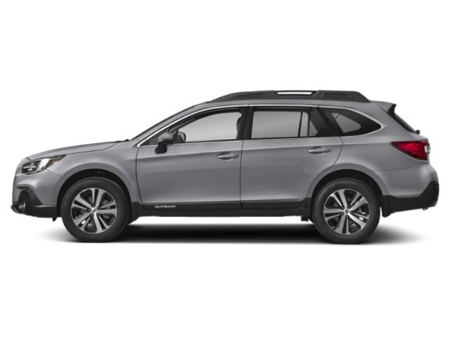 Ice Silver Metallic 2018 Subaru Outback Pictures Outback 3.6R Limited photos side view