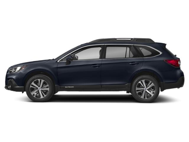 Dark Blue Pearl 2018 Subaru Outback Pictures Outback 3.6R Limited photos side view