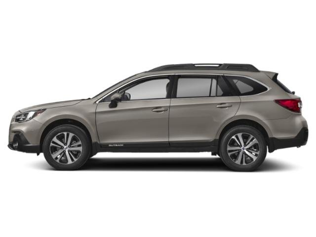 Tungsten Metallic 2018 Subaru Outback Pictures Outback 3.6R Limited photos side view