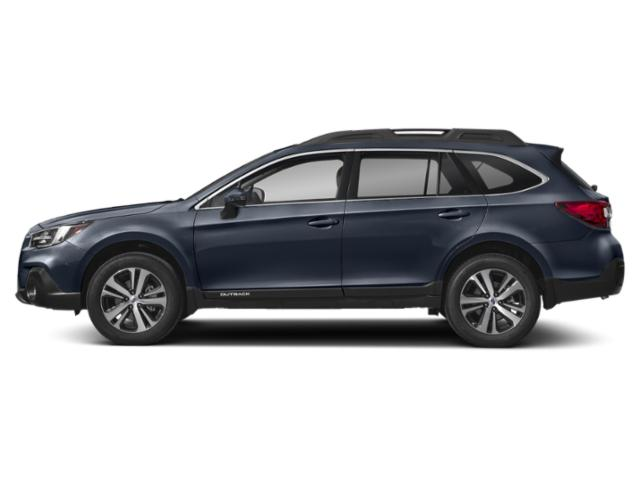 Twilight Blue Metallic 2018 Subaru Outback Pictures Outback 3.6R Limited photos side view